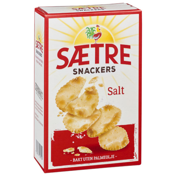 Sætre Snackers Salt